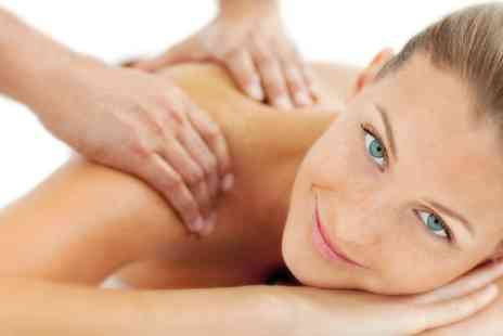 MySpa Number - Choice of 30 or 60 Minute Massage - Save 47%