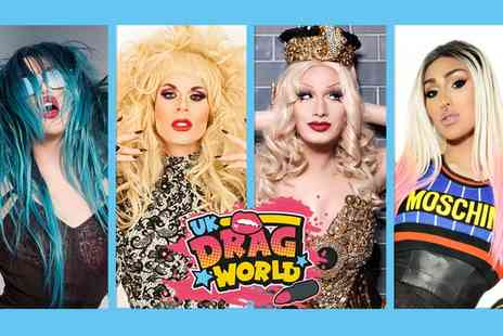 DragWorld Convention - Tickets to Drag World Convention on 26 and 27 August 2017 - Save 43%