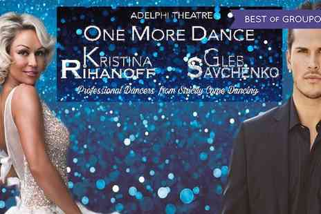 KL Productions - One More Dance, One Price band A, B, C, D or E Ticket, Sunday 11 December - Save 35%