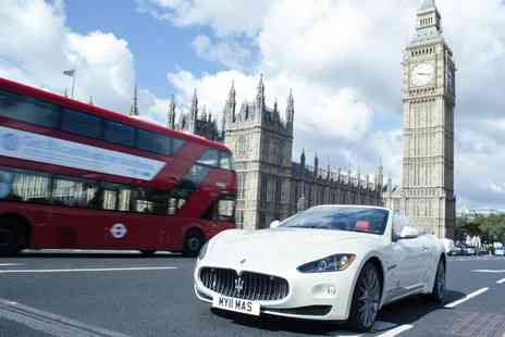 GT Rush - 30 Minute, One Hour or Two Hour Maserati Driving Experience - Save 0%