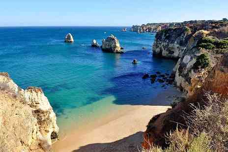 Great Pacific Travels - Three, five or seven night Algarve stay with breakfast, transfers and flights - Save 34%