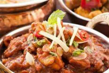 Agra Indian Restaurant - Three course Indian meal for two - Save 68%