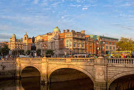 Weekender Breaks - Two night Dublin spa break including return flights - Save 42%