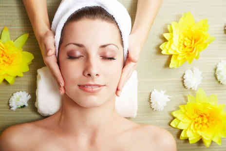 Tranquil Spa - Detox mud wrap with mini facial or scalp massage - Save 61%