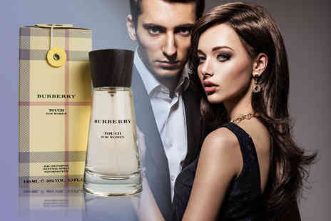 The Beauty Store - 100ml bottle of Burberry Touch eau de parfum - Save 64%