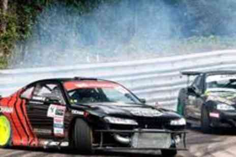Drift Allstars - Two VIP entry tickets to Round 1 of the European Drift Series - Save 60%