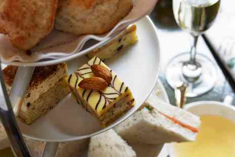 Bull Hotel - Afternoon Tea with a Glass of Sparkling wine for Two - Save 52%