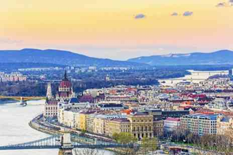 Crystal Travel - Two to Four Nights with Return Flights and Option for Spa Entrance or River Cruise - Save 0%