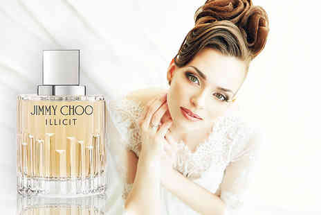 Deals Direct - 40ml bottle of Jimmy Choo Illicit eau de parfume - Save 48%