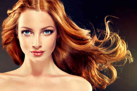 Hair by Lynn McGeoch - Wash, cut and blow dry with a Wella conditioning treatment - Save 70%