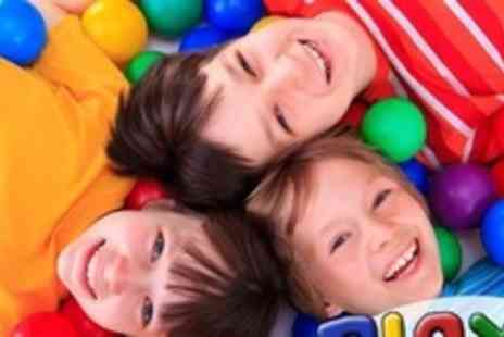 Play Oldham - Entry For Family of Four With Children's Meal and Drink - Save 55%