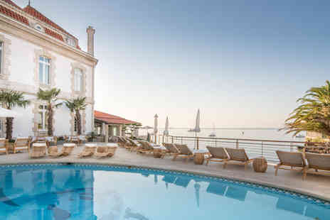 The Albatroz Hotel - Three nights in a Deluxe Sea View Room - Save 55%