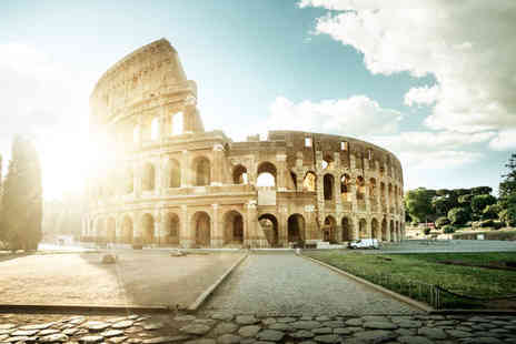 Oly Hotel - Italy Rome - Four nights in an Executive Room - Save 70%