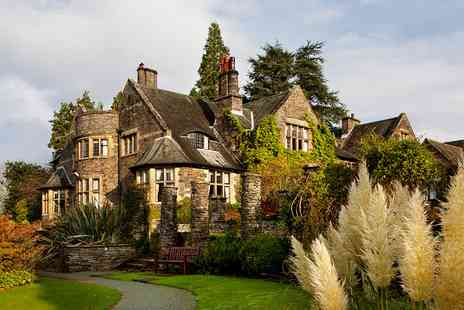 Cragwood Hotel - Edwardian Lake District Country House Escape - Save 48%