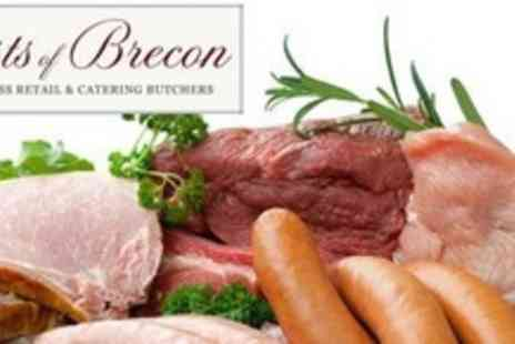 Easts of Brecon - Barbecue Meat Pack For Four People from Easts - Save 50%