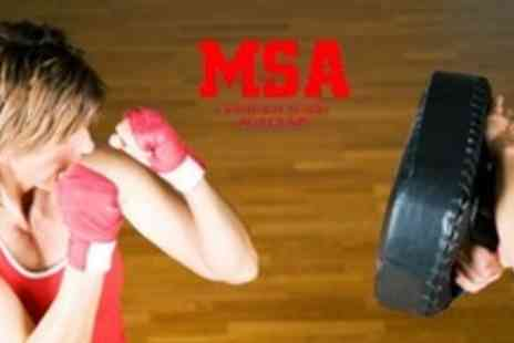 Master Sken Academy Croydon - Choice of Ten Fitness Sessions Including Circuit Training and Muay Thai Boxing - Save 81%