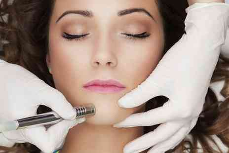 In Skin Clinic - One or Three Microdermabrasion Sessions with optional LED Facial - Save 0%