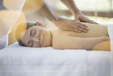 Serenity Seven Hair & Beauty - 30 Minute Back Massage with an Optional Express Facial - Save 45%