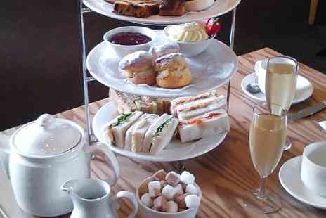 The Chase Hotel - Afternoon Tea for Two with Optional Glass of Champagne - Save 39%
