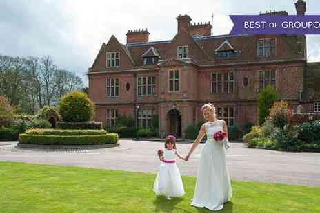 De Vere Horwood Estate - Wedding Package for 50 Day and 80 Evening Guests with Accommodation - Save 57%