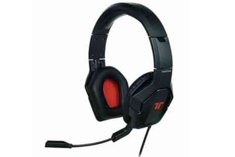 Groupon Goods Global GmbH - Tritton Trigger Stereo Gaming Headset for Xbox 360 With Free Delivery - Save 46%