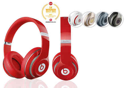 spartanoutlet - Pair of Studio 2 Beats by Dre choose from five colours - Save 47%