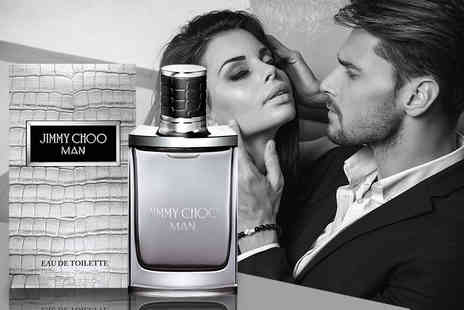 Deals Direct - 30ml or 50ml bottle of Jimmy Choo eau de toilette - Save 31%
