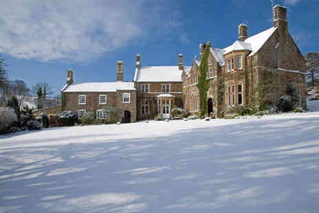 Northcote Manor - Three Star 3 nights Stay in a Superior Room - Save 17%