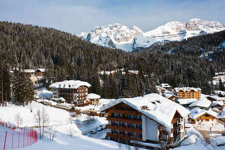 Golf Hotel Campiglio - Four Star 3 nights Stay in an Executive Room - Save 65%