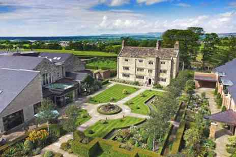 Stanley House - Lancashire Retreat with Dinner - Save 45%