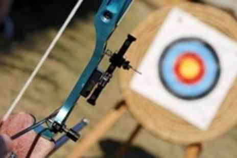 Aim Archery -  75 Minute Session - Save 58%