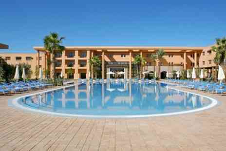 Teletext Holidays - Four Night All Inclusive Break with Flights - Save 0%
