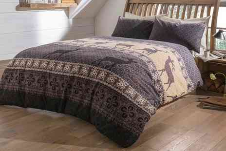 Groupon Goods Global GmbH - Winter Flannelette Bedding - Save 63%