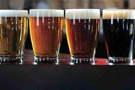 Frodsham, Helsby - Beer Tasting Experience - Save 0%