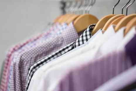 The Big Green Laundry - £10 to Spend on Dry Cleaning Including Local Delivery - Save 50%