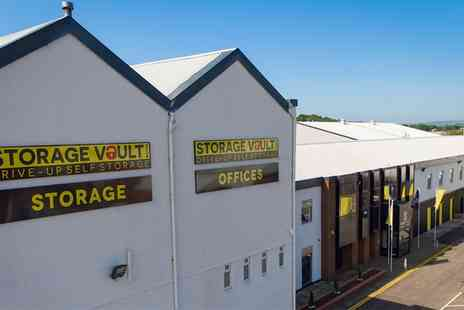 Storage Vault - One Month Storage Unit Rental - Save 80%