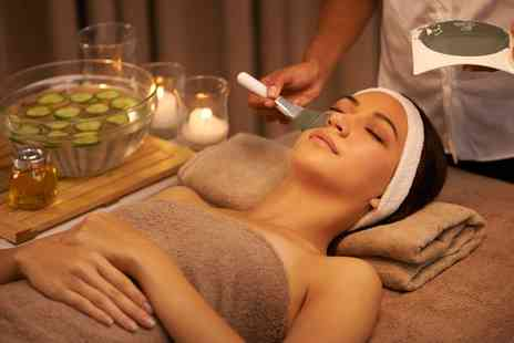 MySpa Number - 60 or 90 Minute or Hour Pamper Package - Save 75%