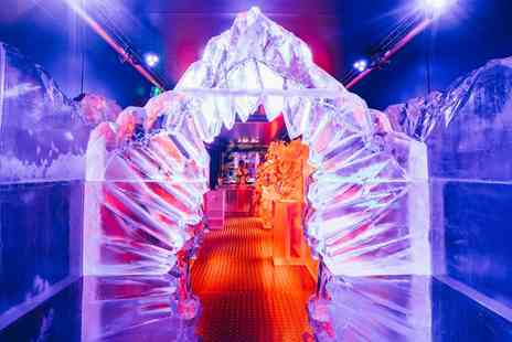 Tower of London - Ice Bar Entry for a Child or Adult with Eis Haus - Save 28%