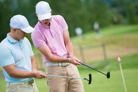Manston Golf Centre - Choice of PGA Golf Package - Save 68%