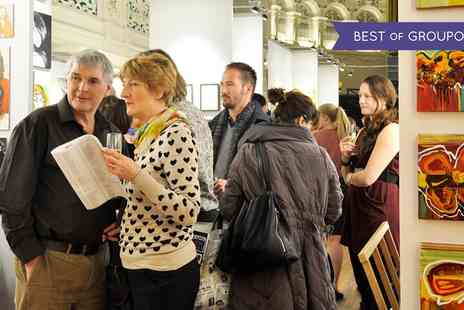 The Oxford International Art Fair - Two VIP private view and vernissage tickets for Oxford International Art Fair On 24 February 2017 - Save 50%