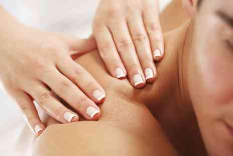 Relax zation - One Hour Full Body Massage - Save 40%