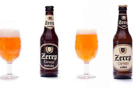 Karpe Deal SL - 24 Bottles of Spanish Craft Beer With Free Delivery - Save 0%