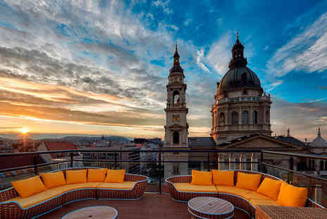 Aria Hotel Budapest - Five Star 4 nights Stay in a Aria Signature Large Luxury King Room - Save 59%