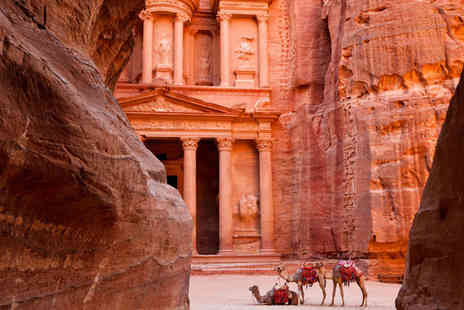 6 Night Tour of Jordan with  Hotels - Five Star 6 nights Stay accommodation as per itinerary - Save 0%