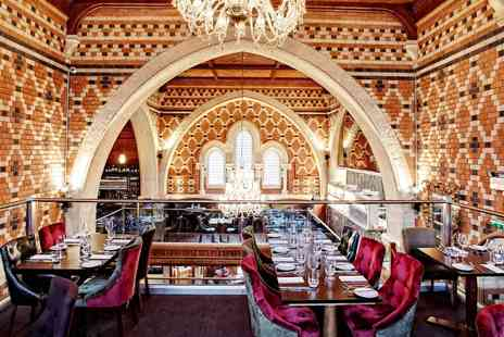 Chapel Bar & Restaurant - Gift Experience for 2 at Award Winning Cardiff Venue - Save 0%