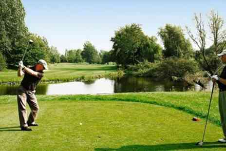 Hallmark Cambridge Hotel - Round of Golf & Lunch for 2 - Save 36%