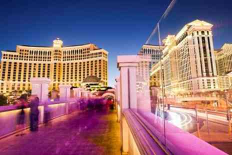 Ocean California - Six Night LA & Vegas Getaway with Helicopter Ride - Save 0%