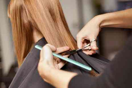 LEVEL UP Hair Design - Wash, Cut and Blow Dry With Moisturizing Treatment - Save 56%