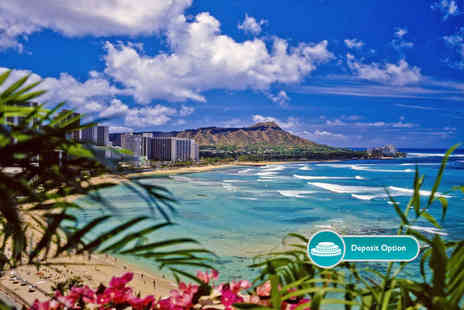 ClearSky Holidays - Seven night Hawaii and Las Vegas break with return flights - Save 35%