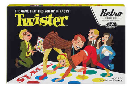 Ckent - Retro twister - Save 59%
